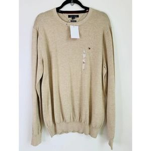Tommy Hilfilger Signature Crew Neck Sweater